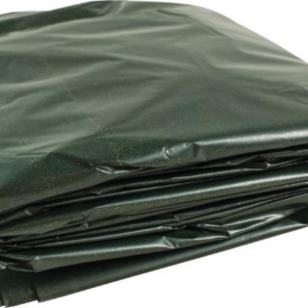 Green Foil Blanket