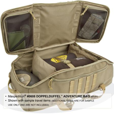 MP0608FG * Doppelduffel Bag