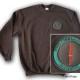 200CD * Set-In Sweater * CD badge
