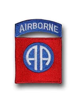 embleem 82nd Airborne