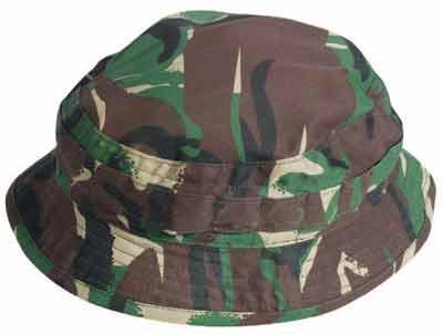 British SF Bush Hat
