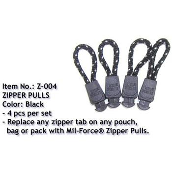 Z004 * Zipper Pulls