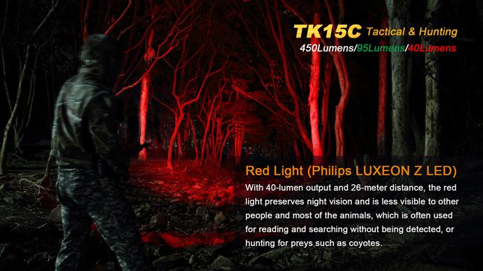 Zaklamp Rood Licht : Fetk c fenix zaklamp b de groene baret