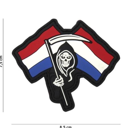 Patch 3D PVC Dutch Reaper