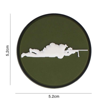 Patch Sniper Green
