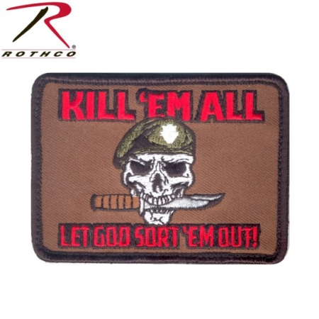 RC73197 * Kill Em All Patch