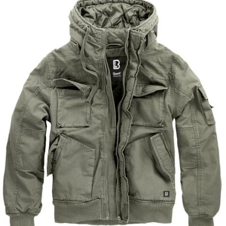 BR3107 * Bronx * Military Jacket